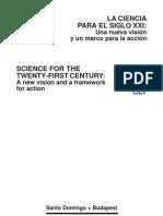 01 La ciencia para el siglo XXI una nueva vision y un marco para la accion