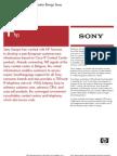 Sony consumer relationship management