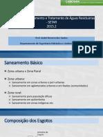 SETAR_Esgotamento Sanitário_1a parte
