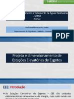 SETAR_Esgotamento Sanitário_3a parte