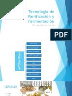 Tecnología de Panificación y Fermentación PARTE I