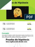 Clase 05  uss Prueba de Hipotesis