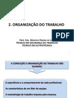Nr10 Sep Organização Do Trabalho (Aula 2)