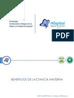 7. BENEFICIOS DE LACTANCIA MATERNA FINAL