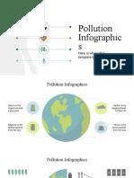 Pollution Infographics by Slidesgo