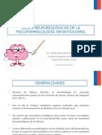 1. Bases Neurobiologicas de Psicofarmacología