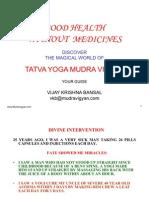 mudharas in yoga