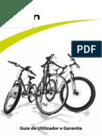 Guia Do Utilizador Bicicletas