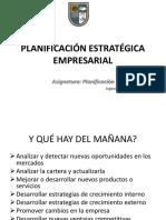 PDF Clase 13 Planificación empresarial