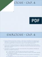 exercícios - cap PDF Download grátis