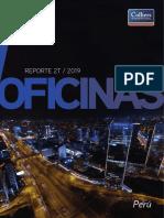 TKR Oficinas 2T 2019