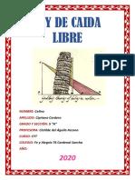 LEY DE CAIDA LIBRE (2)