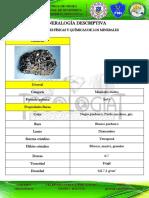 Mineralogia Descriptiva