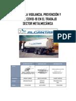 Plan Para La Vigilancia Fabricaciones Alcantara 05042021