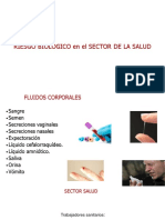 RESUMEN riesgo biologico sector salud  enviar
