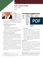 Diversity Journal | Diversity as Business Strategy - Jan/Feb 2010