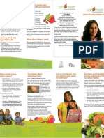 Cal-Fresh (Food Stamps) Brochure