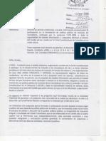 05.6 Recicladores y Civisol inquiriendo al Alcalde sobre informacion de creacion de una tal empresa Girasol recien detectada y sorbe la infraestrucutra de la ruta selectiva del 1713, planta aprovechamiento y 4 centros de acopio