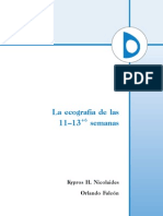 Ecografía Obstétrica Primer Trimestre ( FMF- Nikolaides)
