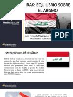 Irak_ Equilibrio Sobre El Abismo