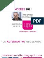 Programa Cáceres
