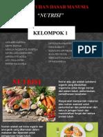 KELOMPOK 1 NUTRISI (KDM)