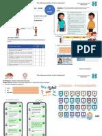 Evaluacion Diagnostica Ingles 1º 2º - Vi Ciclo