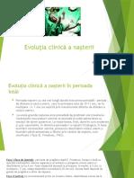 Evolutia Clinica a Nasterii