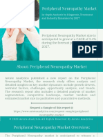 Peripheral Neuropathy Market in-depth Analysis by Diagnosis and Treatment - Global forecast to 2027