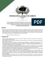 INTRODUCCIÓN AL CUCHILLO DE COMBATE