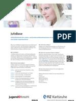 JufoBase Flyer