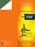 Panduan Penyelenggaraan Kampung Literasi