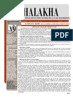 halakha 44 le lait et la viande