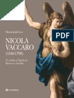 I Percorsi Di Andrea Vaccaro 1604 1670
