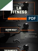 LA FITNESS -TREINAMENTO FUNCIONAL