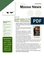 Aurora Campus Moose News - March 7