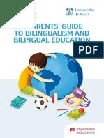 British Council Parents Guide to Bilingualism en 2016