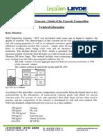 BETONAC-SCC (Technical Info Eng.)