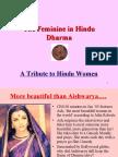 Feminity in Santana Dharma