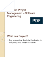 UNIT III Software Project Management