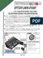 Instructivo UNIK-R1000