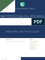MPES - SEMINÁRIO - 1ª METODOLOGIA ADELMO 1