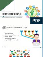 HVA Sesión 01b Identidad Digital