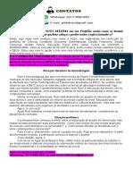 PORTFÓLIO 6º E 7º SEMESTRE de PEDAGOGIA 2021-A Criação de Um Projeto de Intervenção (Em Uma Comunidade) Interdisciplinar Com o Tema Contemporâneo Transversal Previsto Na Base Nacional
