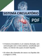 Fisiologia Sistema Circulatório (1)