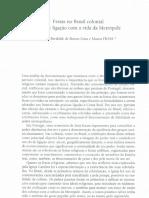 Festas no Brasil Colonial - artigo MOURA FILHA