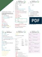 Résumé Syntaxe MATLAB
