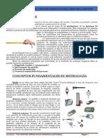 Uf1-Metrología, Medición y Verificación.