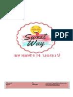 SWEET-WAY (Proyecto Final terminado)