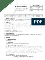 IT 060  Recebimento de Intimações Notificações